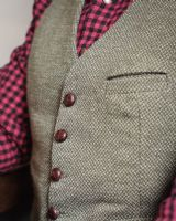 Thread Theory BELVEDERE WAISTCOAT Sewing Pattern